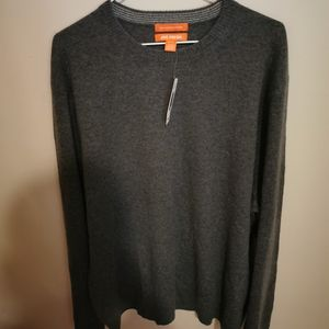 XL cashmere sweater for men